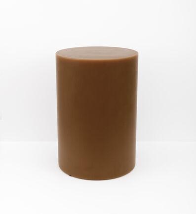 Sabine Marcelis, 'SOAP Column Stool, Toffee', 2018