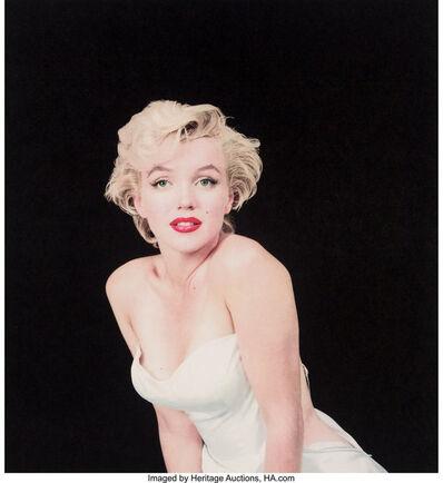 Milton H. Greene, 'Ballerina Sitting, Marilyn Monroe', 1951