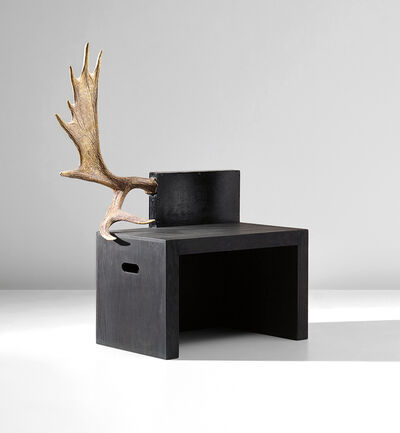 Rick Owens, ''Stag' bench', 2006