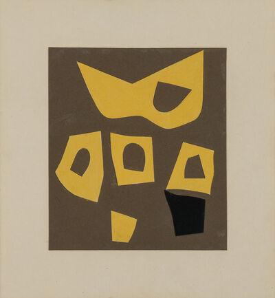 Jean Arp, 'Untitled', 1956