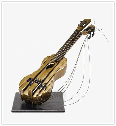 Arman, 'Segmented Guitar', 2002