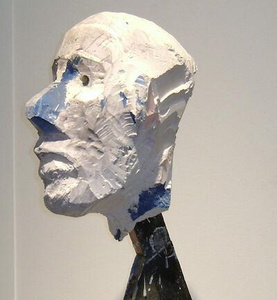 Manuel Neri, 'Untitled (Head)', ca. 1968