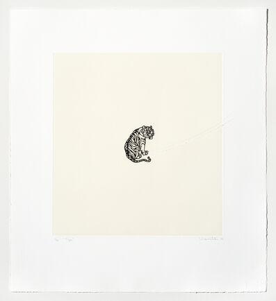 Liliana Porter, 'Tiger', 2001
