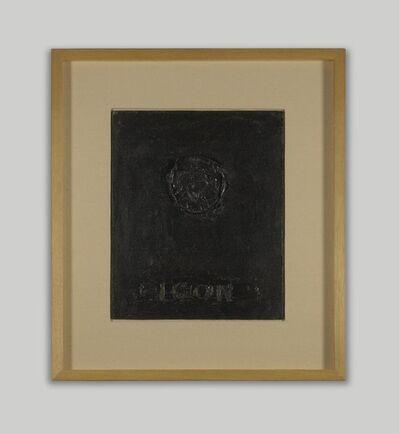 Adja Yunkers, 'Icon', 1980