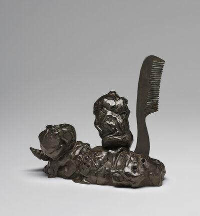 Joan Miró, 'Personnage et oiseau', 1978