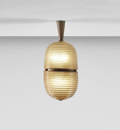 Gio Ponti, 'Ceiling light, model no. 5254', 1931-1935