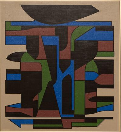 Victor Vasarely, 'VIDJE', 1952