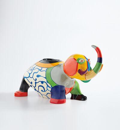 Niki de Saint Phalle, 'Elephant Vase', 1985
