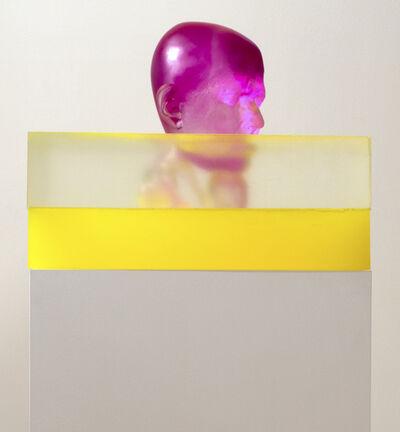 Rona Pondick, 'Magenta Swimming in Yellow', 2015-2018