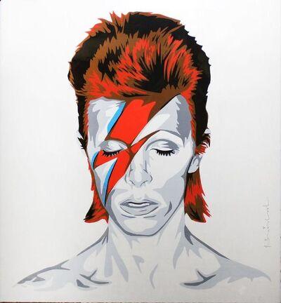 Mr. Brainwash, 'Bowie', 2016