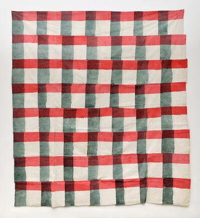 Jean-Pierre Pincemin, 'Carrés collés', 1973