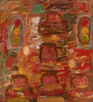 David Koloane, 'Traffic Jam', 2016