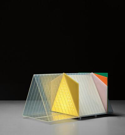 Ugo La Pietra, ''Senza titolo'  table lamp', 1967-1968