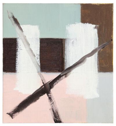 Ilse D'Hollander, 'Am Ende Des Wegen', 1995