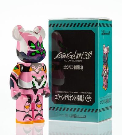 BE@RBRICK X Evangelion, 'EVA Production Model Custom Type 400%', 2013
