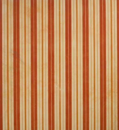 Fredrik Værslev, 'Untitled (Canopy Painting: Cream and Orange III)', 2012