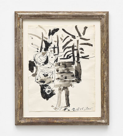Georg Baselitz, 'Untitled 12.VIII.06', 2006
