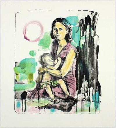 Hung Liu 刘虹, 'Breast Milk', 2015