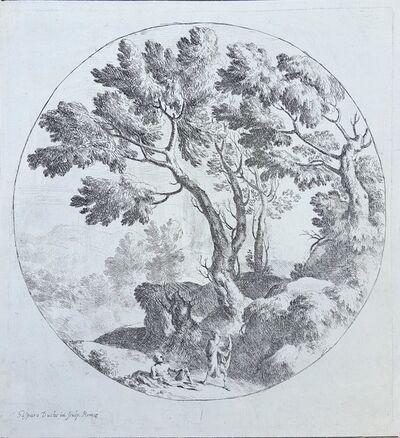 Gaspard Dughet, 'Roman Campagna', ca. 1645