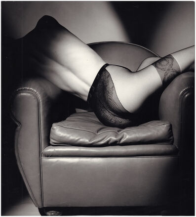 Jeanloup Sieff, 'Fashion Fogal 1', 1990-1999