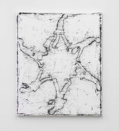 Alex Kwartler, 'Schleppers (snowflake, star, badge)', 2018