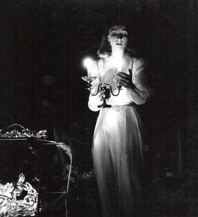 Pasquale de Antonis, 'The glass menagerie Visconti', 1946