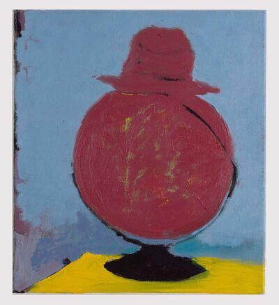 Kristopher Benedict, 'Globe with Hat', 2018