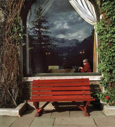 Fred Herzog, 'Lake Louise', 1975