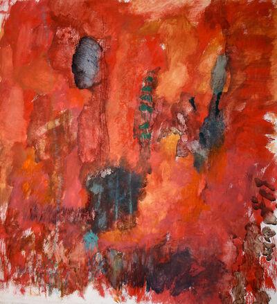 Ingela V. Lindgren, 'Composition', 2015