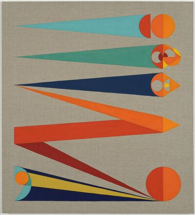 Eamon Ore-Giron, 'Shifting Right', 2014