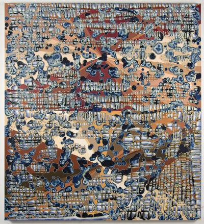 Sarah Walker (b.1963), 'Tanglement', 2016
