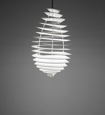 Poul Henningsen, ''Spiral' ceiling light'