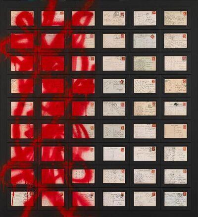 Takahiro Yamamoto, 'La carte postale', 2015