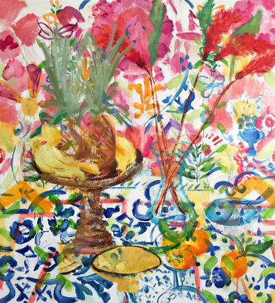 Melanie Parke, 'Yellow Bowl', 2017