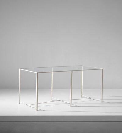 Mario Asnago & Claudio Vender, 'Rare low table, designed for villa M., Cantù', circa 1934