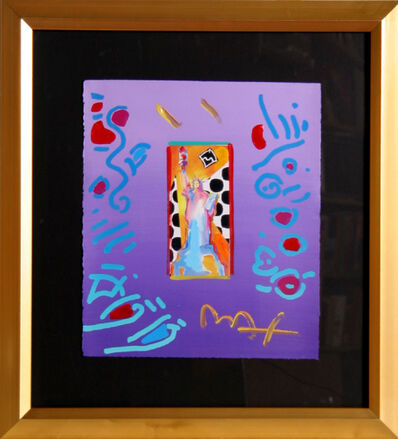 Peter Max, 'Statue of Liberty', 1999
