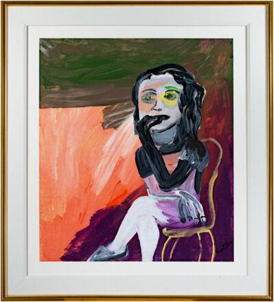 Reginald K Gee, 'Waiting Terresa', 1999