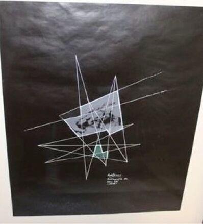 Raúl Lozza, 'Radiografia de obra No. 681', 1994