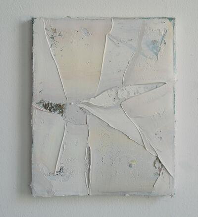 Mercedes Mangrané, 'Sutura II (Blanco roto)', 2019