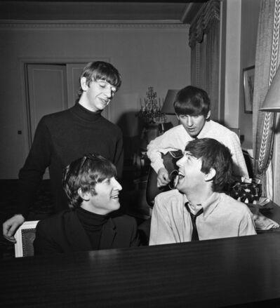 Harry Benson, 'Beatles Composing', 1964