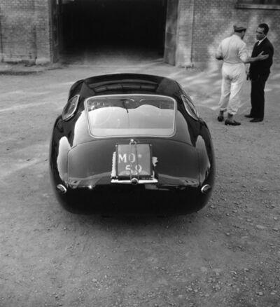 Jesse Alexander, 'Maserati Factory, Modena, Italy', 1957