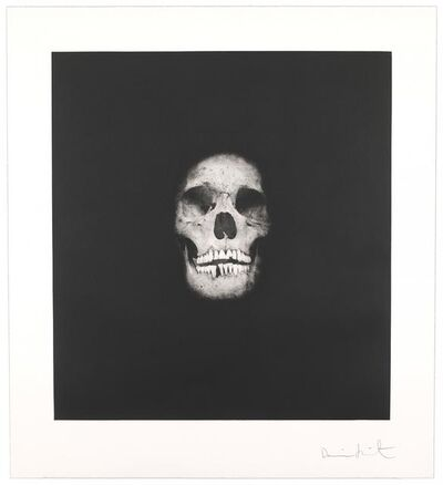 Damien Hirst, 'I Once Was What You Are', 2007