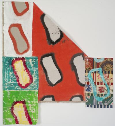 Claude Viallat, 'Untitled n°297', 2019