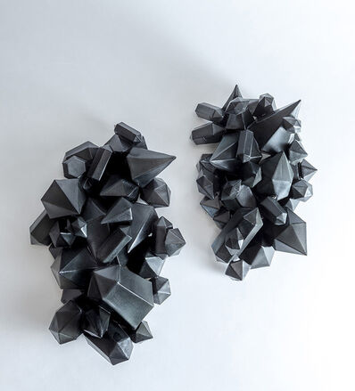 Lauren Shapiro, 'Black Diamonds '