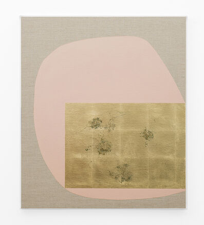Pierre Vermeulen, 'Hair orchid sweat print, dust pink form', 2018