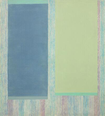 Elizabeth Gourlay, 'Blueaqua B', 2020