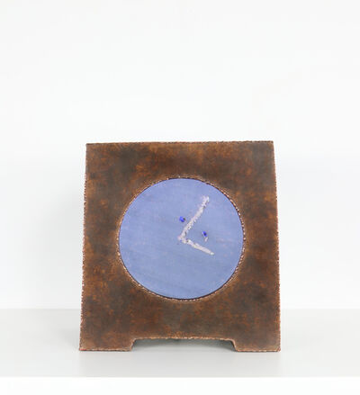 Maarten Baas, 'Real Time Mantel clock copper (Sweepers)', 2009