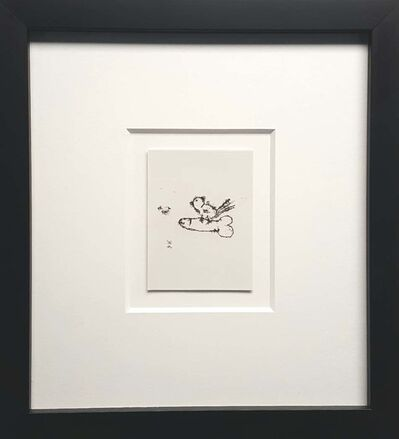 """Tracey Emin, '""""Singing Bird"""" (for the Venice Biennale)', 2007"""