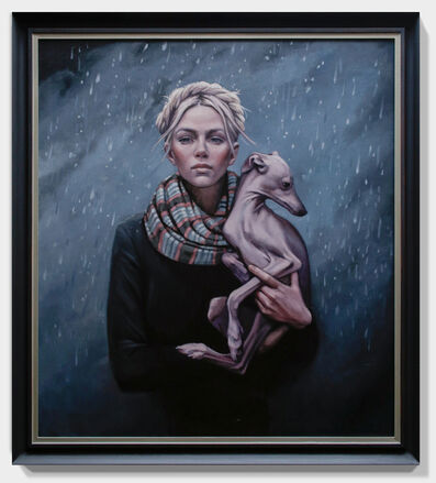 Katherine Fraser, 'Maiden of Faith', 2016