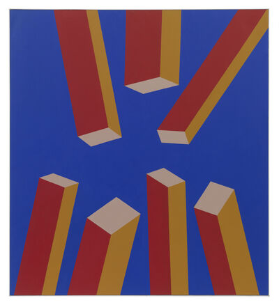 Florentine Pakosta, 'Four against Three', 2013